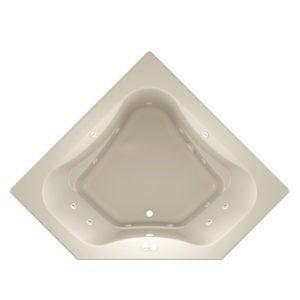 Primo® 6060 Drop-in Whirlpool Almond