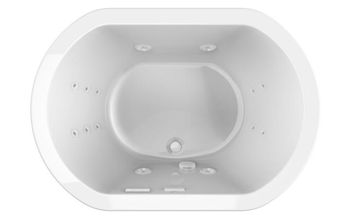 Duetta® 6042 Whirlpool White