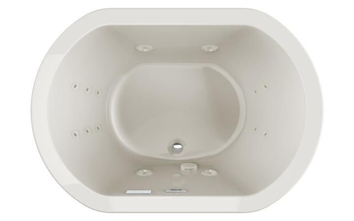 Duetta® 6042 Whirlpool Oyster
