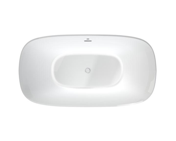 Azzurro 5931 Soaking White/White