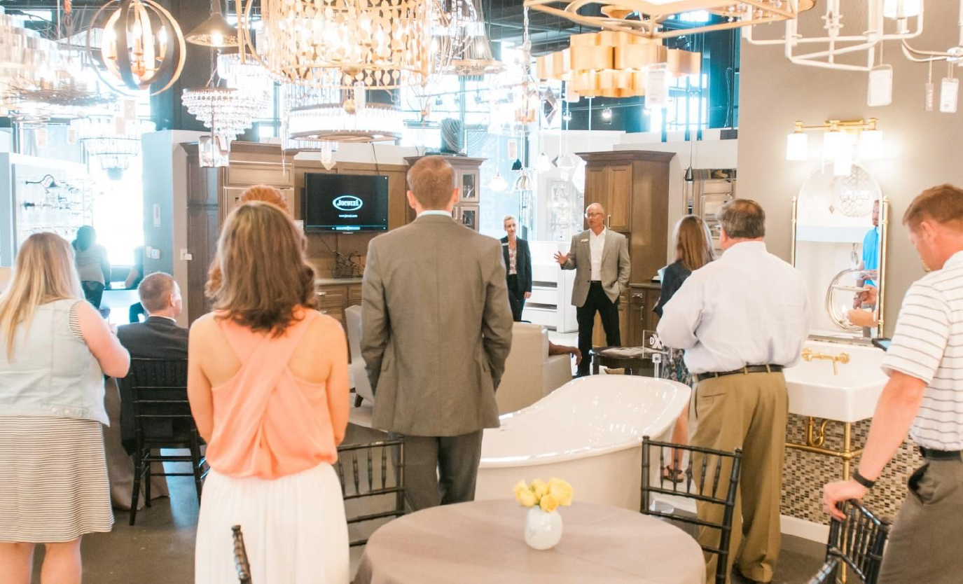 Jacuzzi Luxury Bath Celebrates 60th Anniversary with Key Industry Influencers in Atlanta