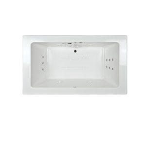 Sia Bath in White