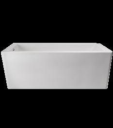 Bianca Freestanding Bath in White