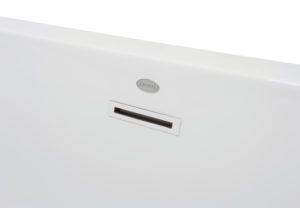 Celeste™ Linear Drain White