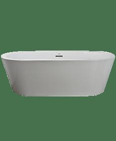 Celeste Freestanding Bath in White