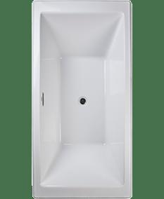 siena Freestanding Bath in White