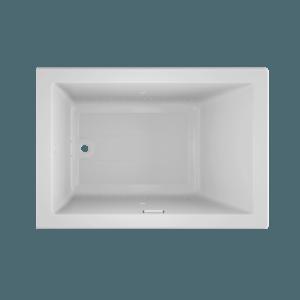 solna 6042 pure air bath in white