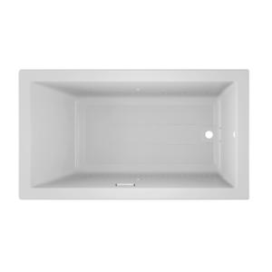 Solna Pure Air bath in white
