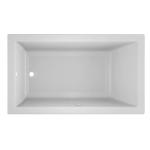 Solna 7242 bath in white