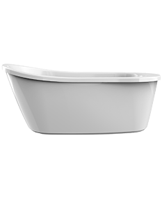Arietta Freestanding Bath in White