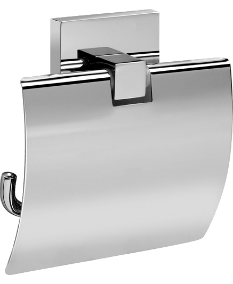 Barrea Tissue Holder in Chrome