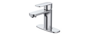 Primo Single-HAndle Faucet in Polished Chrome