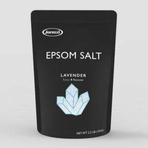 Jacuzzi Lavender Relax & Recover Epsom Salt