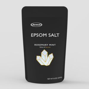 Jacuzzi Rosemary Mint Relax & Recover Epsom Salt