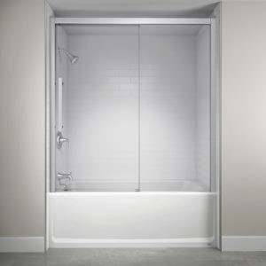 Concealed chrome 60x59