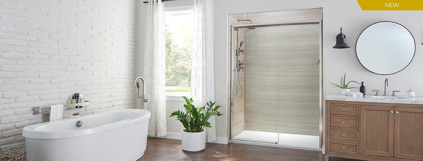 "<a href=""https://www.jacuzzi.com/baths/showers/jacuzzi-concealed-roller-shower-door"" class=""button"">Learn More</a> <a href=""https://www.jacuzzi.com/baths/all-showers"" class=""button button--outline"">Explore all Showers</a>"