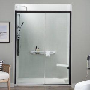 Concealed_Roller_Door_Matte_Black