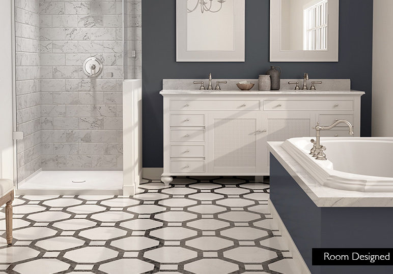 Bellavista Bath in White